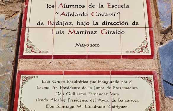 Homenaje a Alberto Contador
