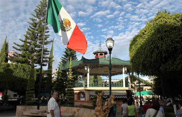Centro de Ixtapan de la Sal