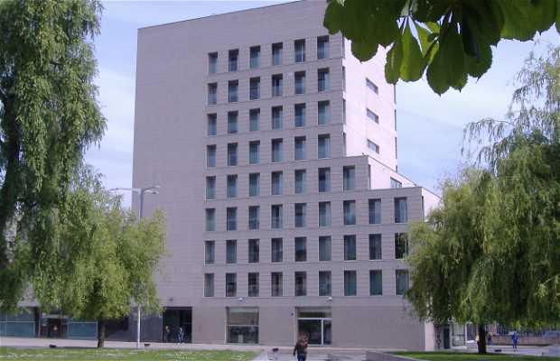 Edificio Xunta de Galicia