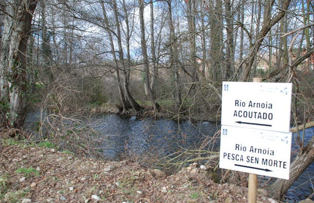 Arnoia River