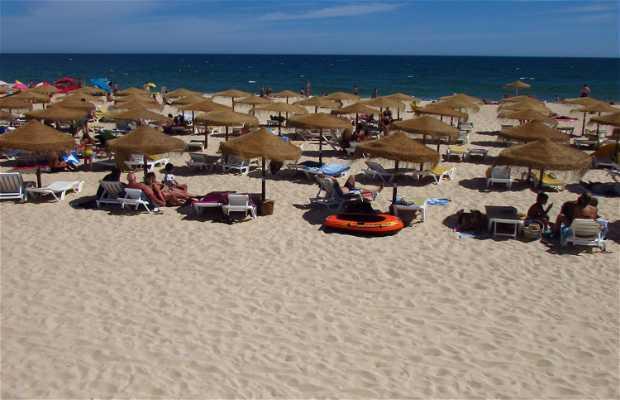 Playa de la Manta Rota