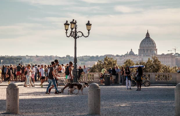 Pincio Terrace in Rome: 3 reviews and 13 photos