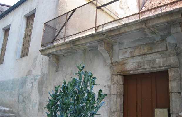 Maison natale d'Eugene Guillaume