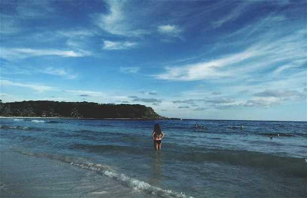 Playa Navio