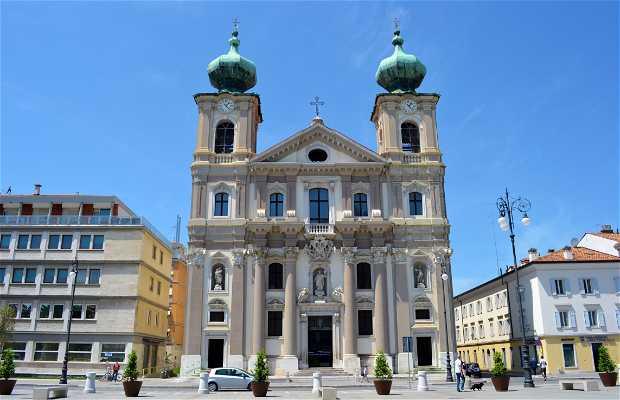 Iglesia de Sant'Ignazio