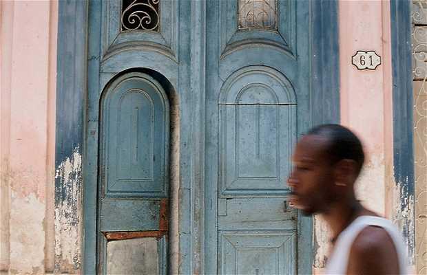 Quartier chinois de la Havane