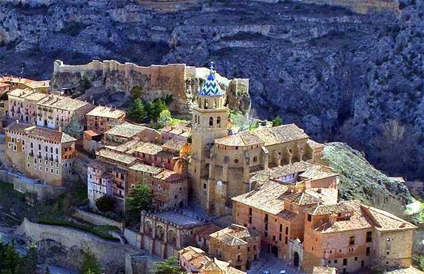Iglesia Catedral de Albarracin