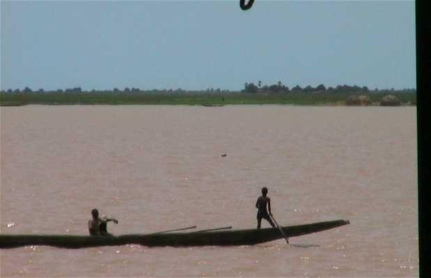 Crucero sobre el río Níger