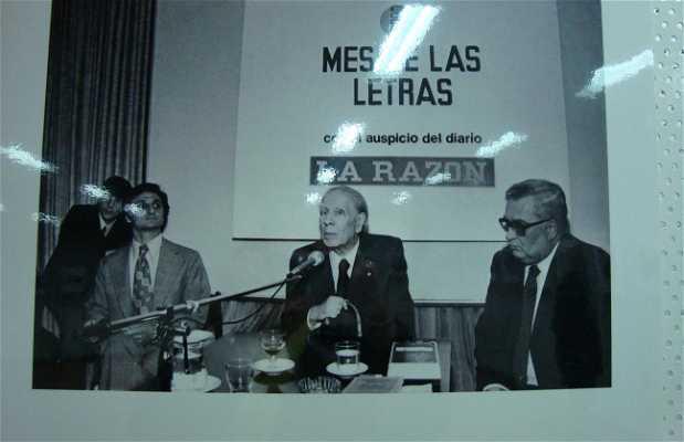 "Exposición ""La Razón"". Un siglo de Periodismo"