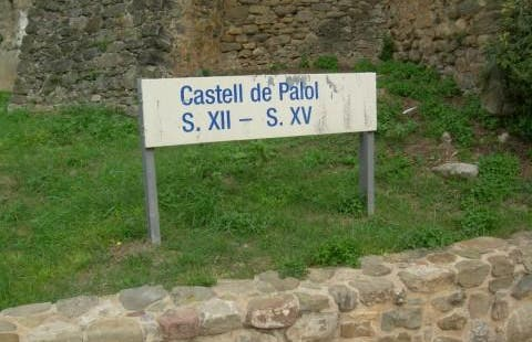 Castillo de Palol de Revardit