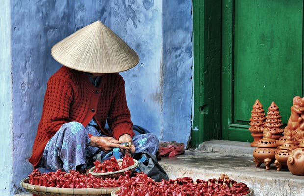 Las calles de Hoi An