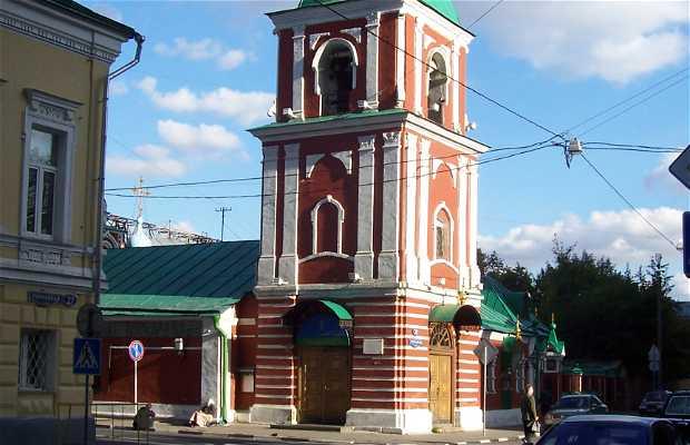 Iglesia de la Dormición de Gontchary