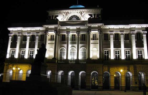 Palacio de Staszic