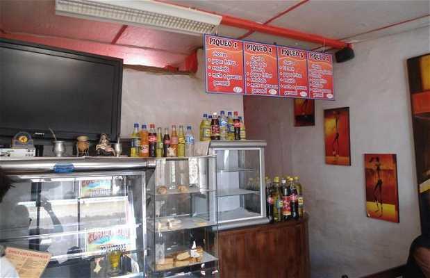 caféteria Alex