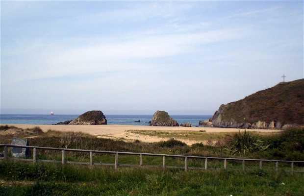 San Román Dunes