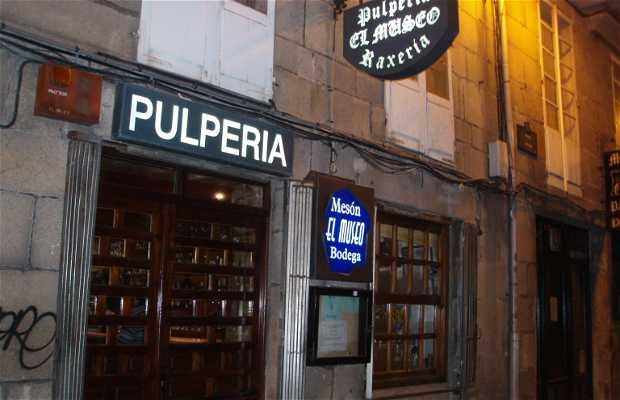 Restaurant Pulpería El Museo