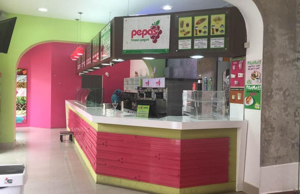 Pepas frozen yogurt