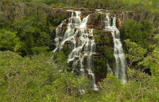 Cascada Almecegas