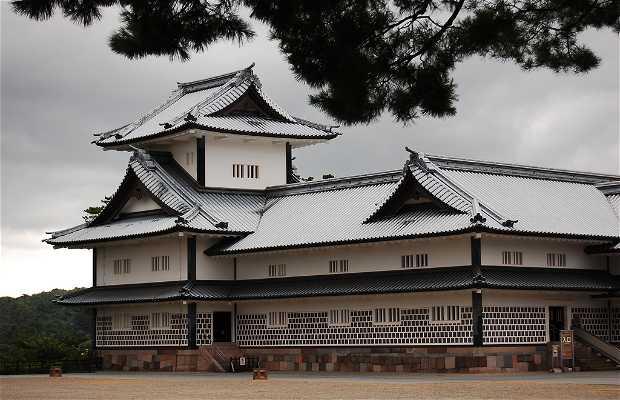 Castello di Kanazawa a Ishikawa