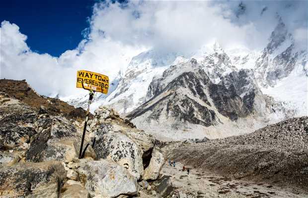 Acampamento Base do Everest