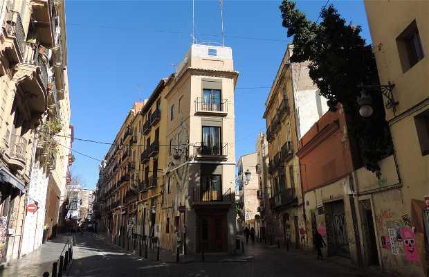 Calles Alta y Baja