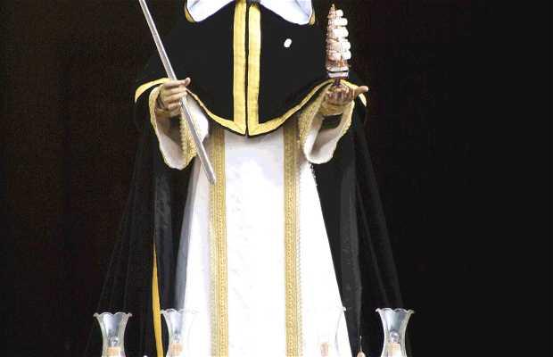 Embarque de la Virgen del Carmen