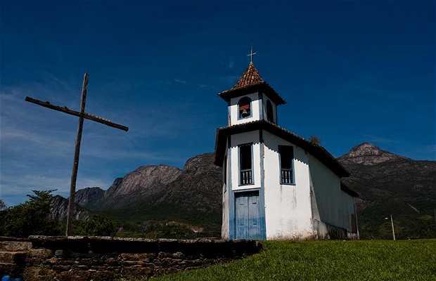 Capela Nossa Senhora do Carmo ou Santa Quitéria