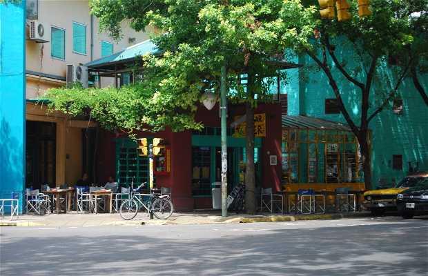 Plaza Cortázar (barrio de Palermo Viejo)