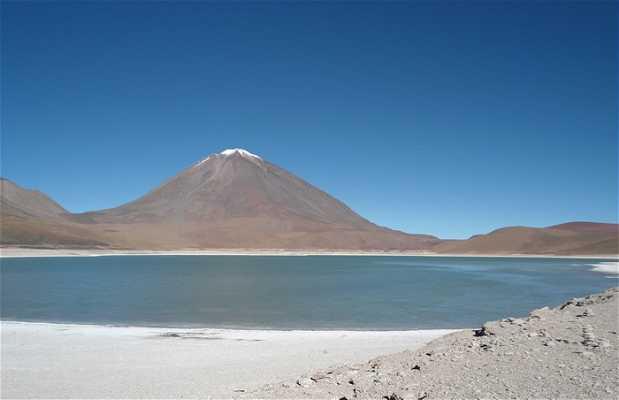 Le volcan Licancabur