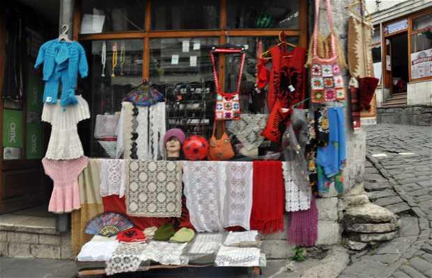 Bazar di Gjirokaster