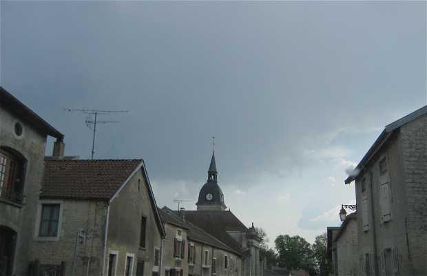 Church Notre-Dame en son assomption