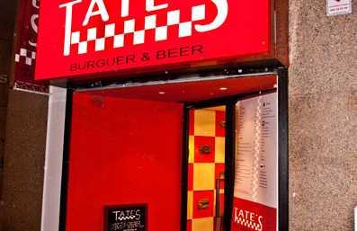 Tate's Burguer & Beer