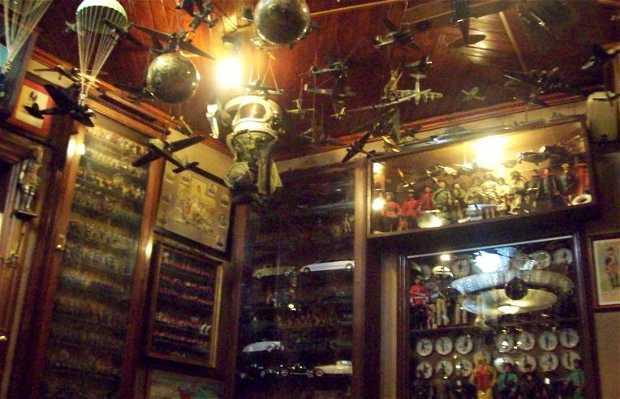 Bar Pavilhão Chinês