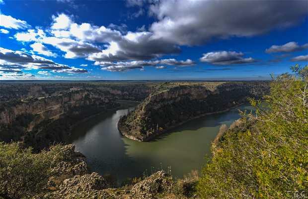 Las Hoces del Río Duratón Natural Park