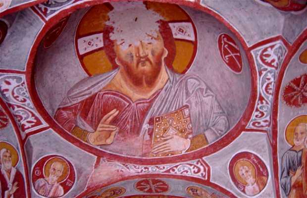 Chiesa della Mela a Nevsehir