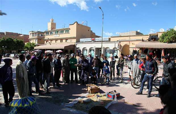 Plaza Al-Alaouyine
