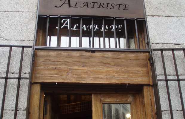Restaurant Taberna Del Capitán Alatriste