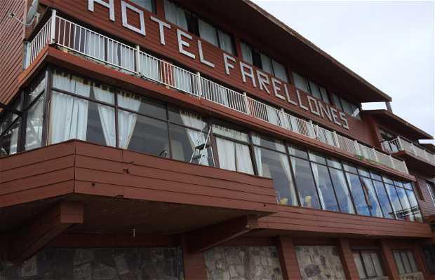 Restaurante do Hotel Farellones