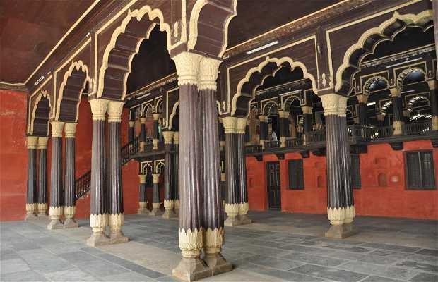 Palacio del Sultán Tipu Bangalore