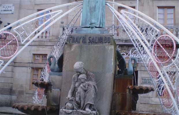 Monumento a Fray Rosendo Salvado