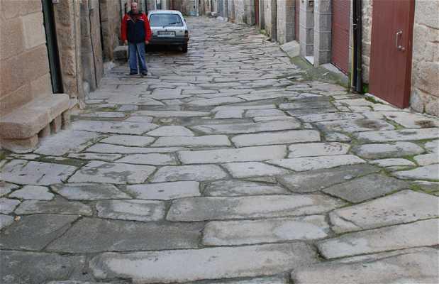 Rúa das Hortas