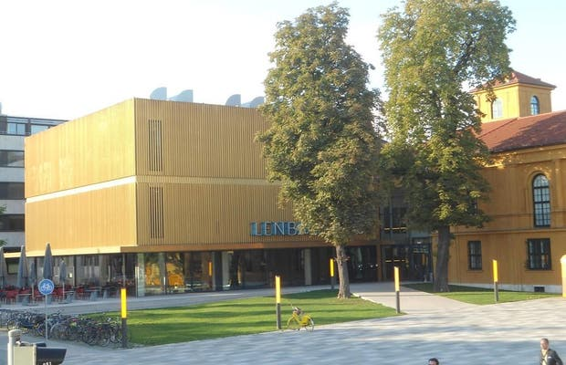 Villa Lenbachhaus und Kunstbau