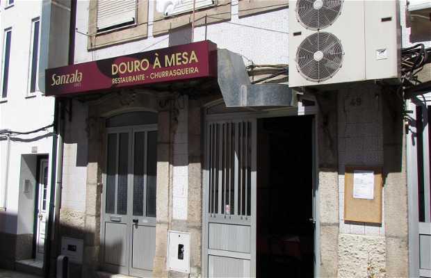 Restaurante Douro à Mesa