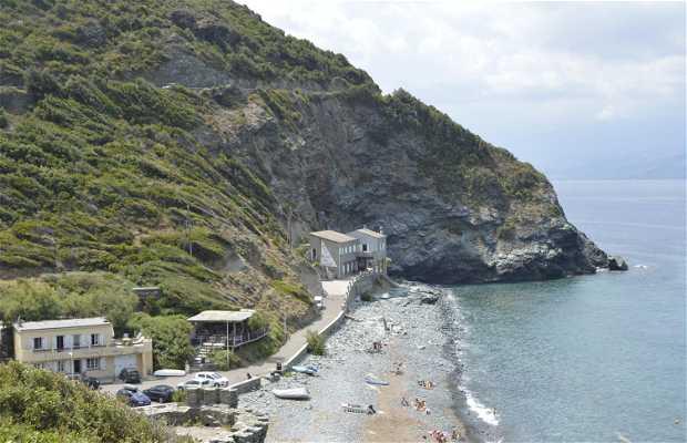 Marine y Torre Genovesa di Negru