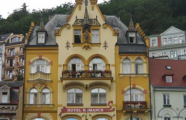 Calles de Karlovy Vary