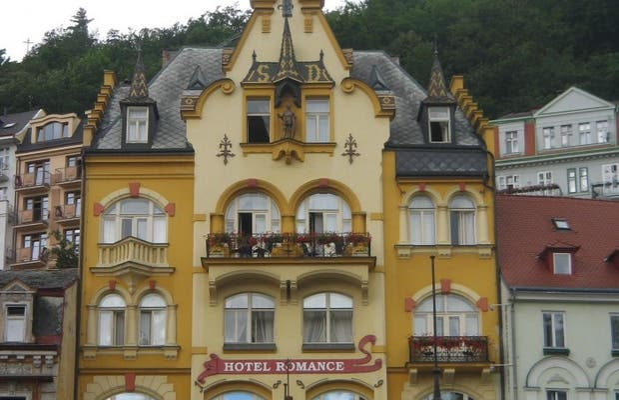 Le vie di Karlovy Vary