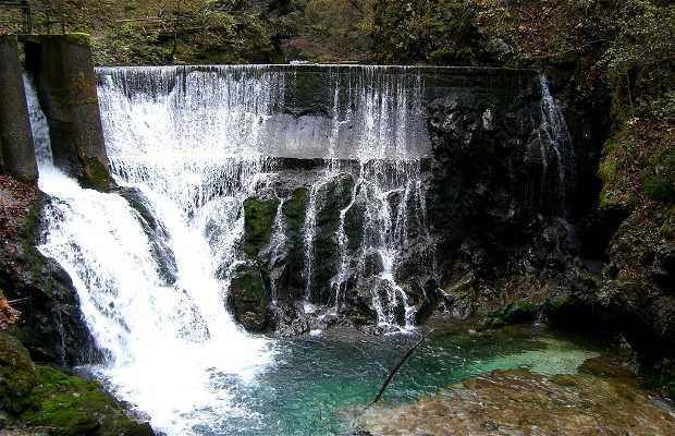 Parque Nacional de Triglav, Vintgar