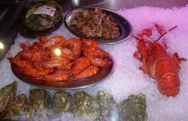 Marisqueira Carvi Restaurant