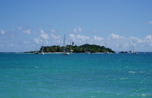Gosier Island