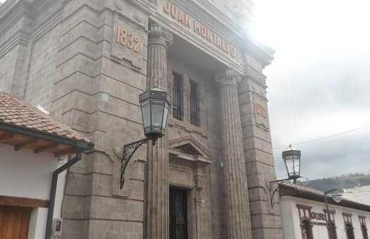 casa Juan Montalvo